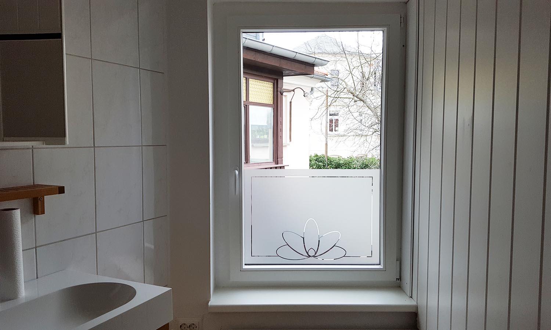 Sichtschutz Fenster